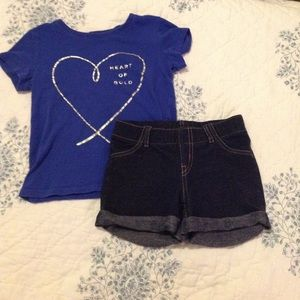 Cute outfit! Size 5T